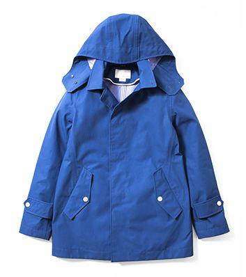 GORE-TEX® Short Soutien Collar Coat