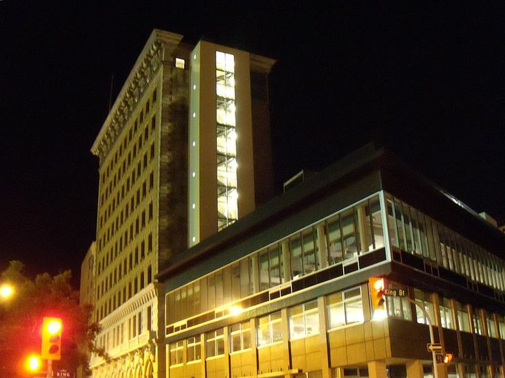 Red River College - Paterson Global Foods Institute in Union Bank Building, Exchange District