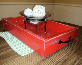 Mesa de café. Problemas bandeja de la tabla. por RecycledTrees