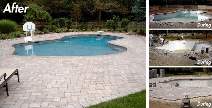 17 best images about pool renovations before after on for Premier pools