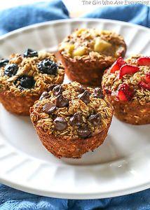 Healthy Oatmeal Cups | eBay