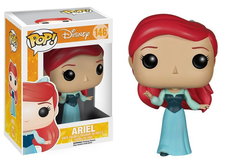 Pop! Disney: Ariel (Blue Dress)
