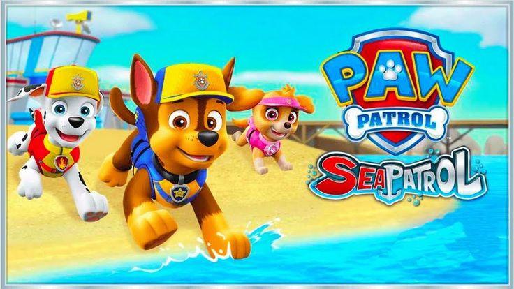 PAW Patrol: Sea Patrol - Nick Jr. Kids Game
