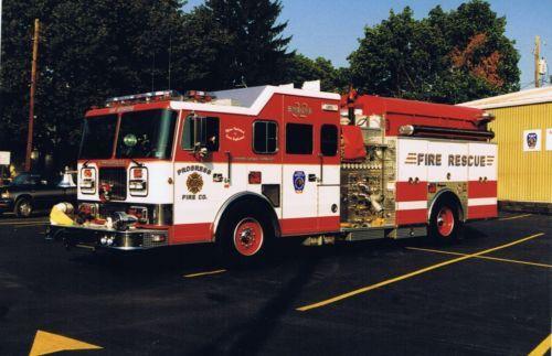 ◆Progress, PA FD Engine 32 - 1997 Seagrave Pumper◆