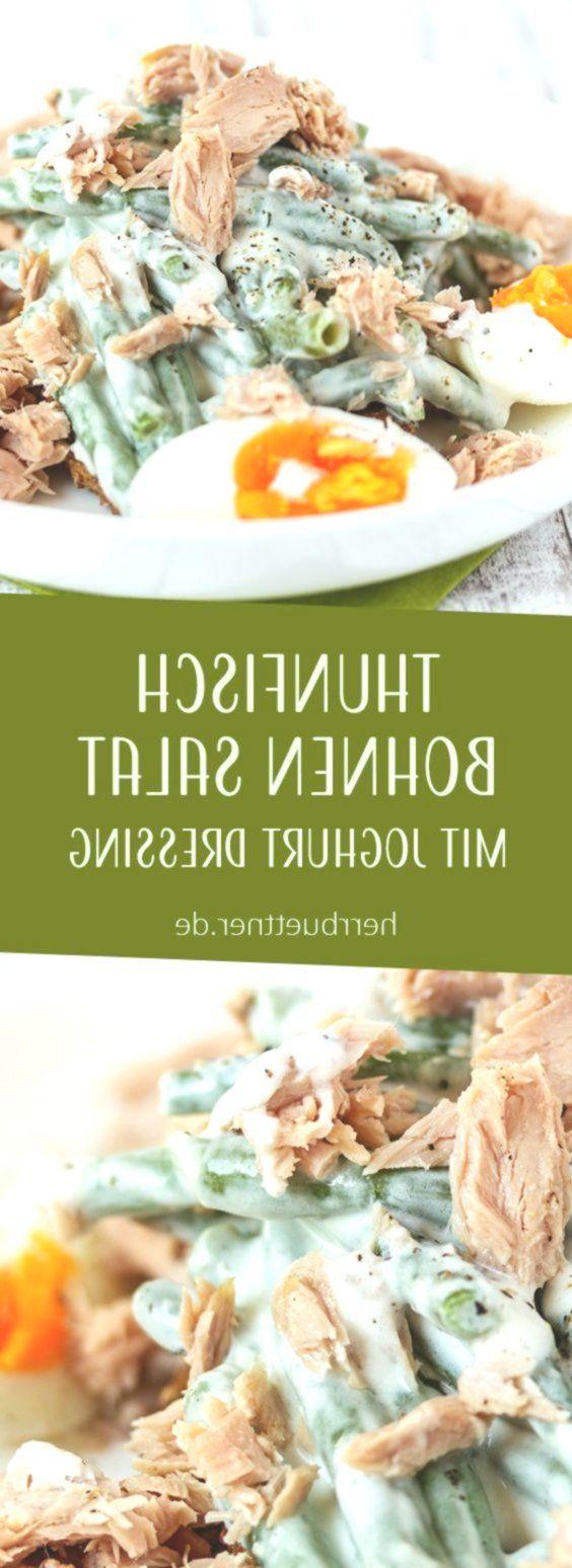 Thunfisch-Bohnen-Salat … – Butter bei die Fische / Fisch-Rezepte – #bei #But