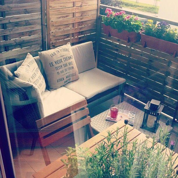 Oltre 25 fantastiche idee su balconi piccoli su pinterest for 2 idee di progettazione di garage per auto