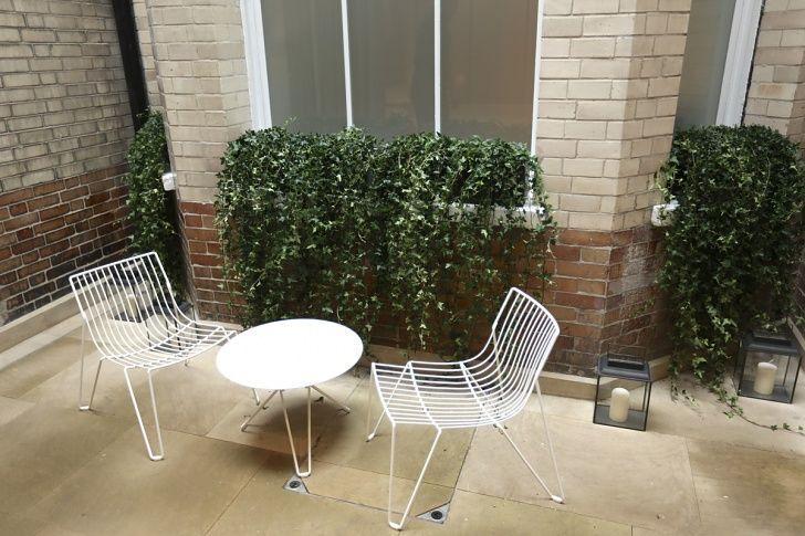 56 Welbeck Street | One Bedroom Duplex outdoor terrace