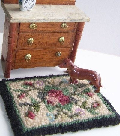20 Best Dollhouse Rugs Images On Pinterest Doll Houses