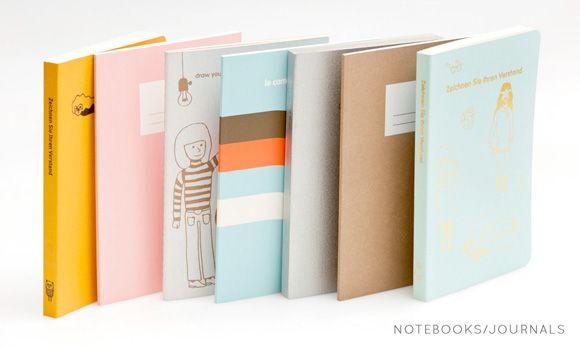 poketo notebooks