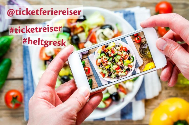 Delta i vår Hellas konkurranse på Instagram – Vinn reisegavekort! #konkurranse #ticketferiereiser #instagram #ticketreiser #heltgresk #hellas