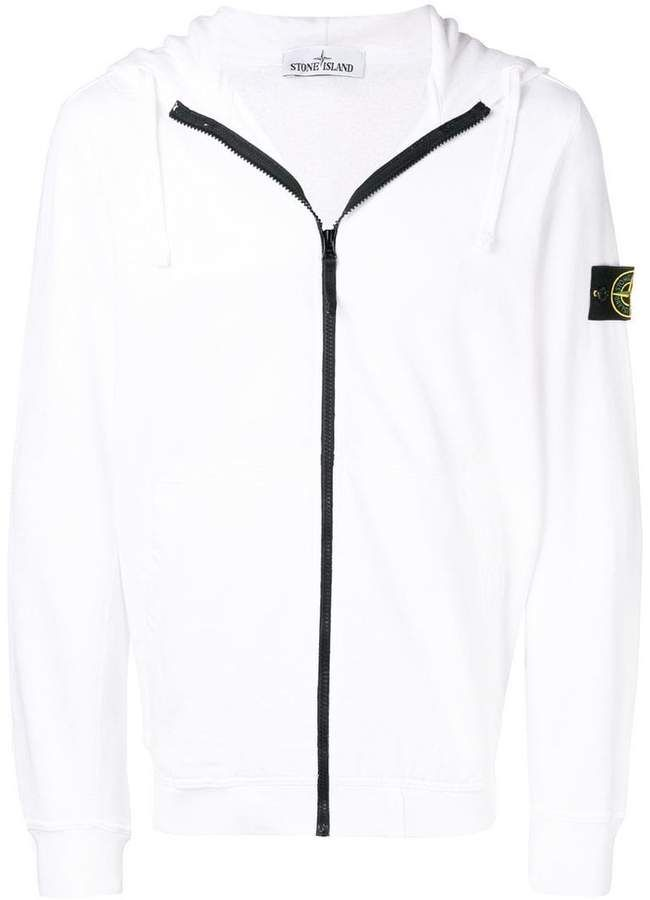 Stone Island Zip Hoodie Stone Island Zip Hoodie Clothing Brand Mens Outfits
