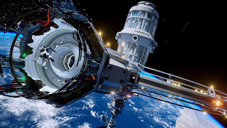 Flotar delante de ese punto azul pálido que es la Tierra calzado con tu traje de astronauta debe de ser una de las experiencias más intensas, emocionantes y ...