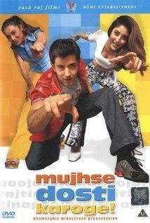 """""""Mujhse Dosti Karoge"""" starring: Rani Mukherjee, Hrithik Roshan and Kareena Kapoor"""