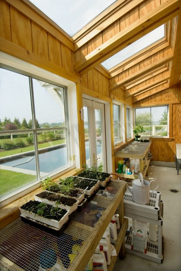 29 Simple Garden Shed renovated designs for your backyard project - Potting Shed Designs