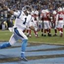 Cam Newton: 'I'm an African American QB that scares people' (Yahoo Sports)