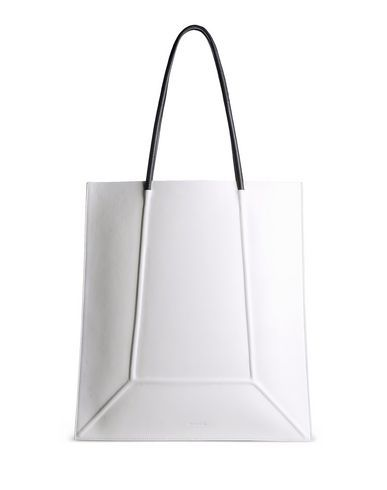 Bolso Grande De Piel Jil Sander Mujer - thecorner.com - The luxury online boutique devoted to creating distinctive style