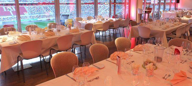 Esprit Arena - Top 20 Hochzeitslocation Düsseldorf #top #hochzeit #location #hochzeitslocation #top40 #düsseldorf #weiß #romantik #chic #feiern #romantisch #wedding #special #bouquet #bride #groom #bridal