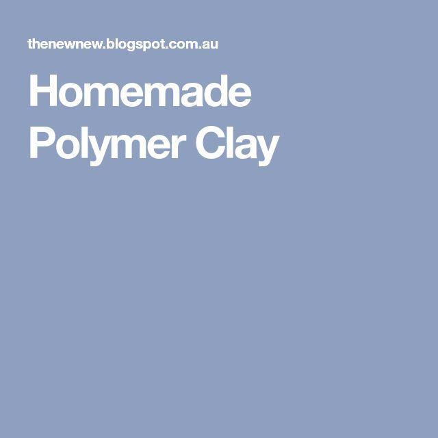 Favorito Oltre 25 fantastiche idee su Argilla polimerica fatto in casa su  XL74