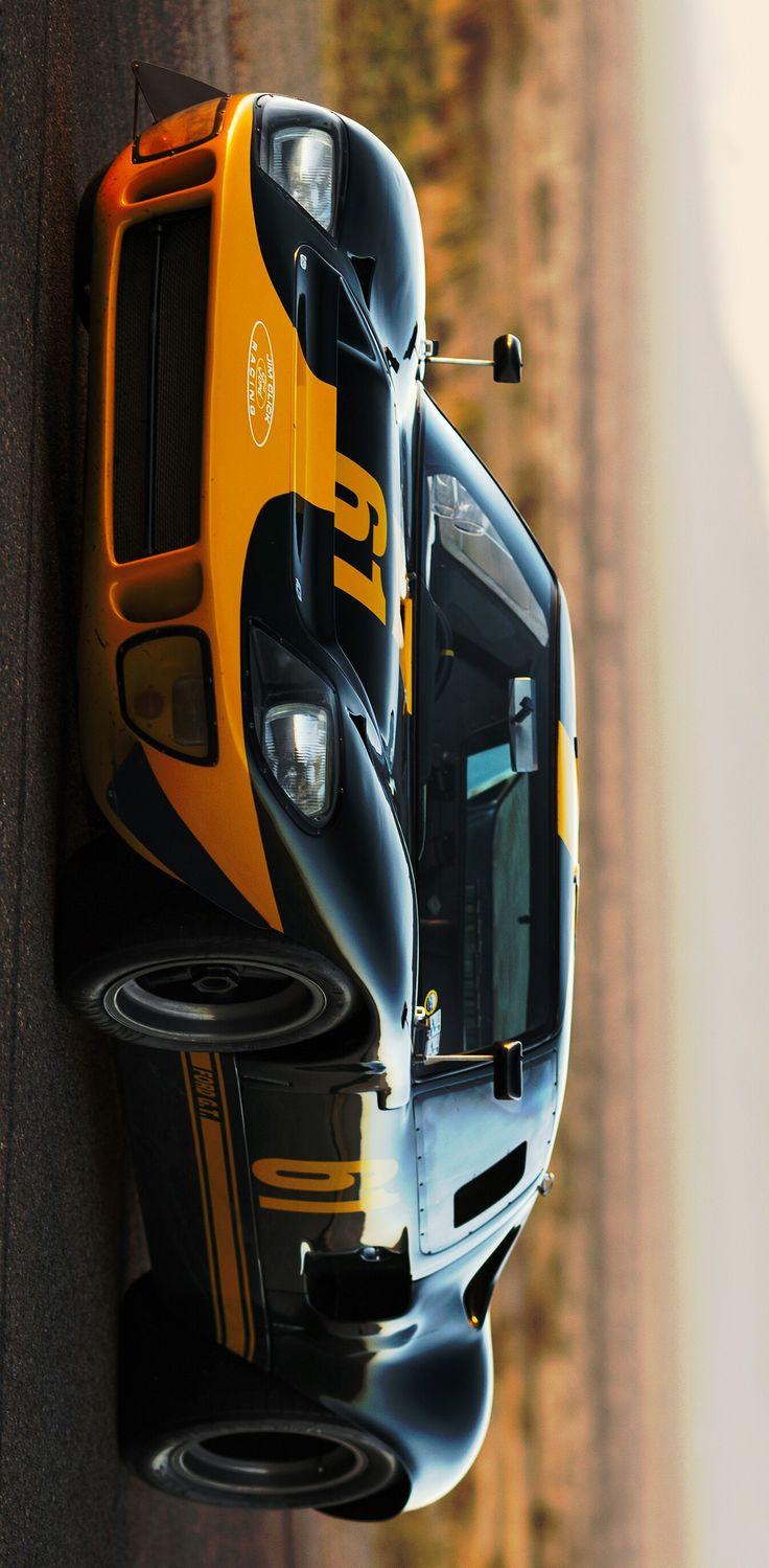 (°!°) Ford GT40 Le Mans Racecar