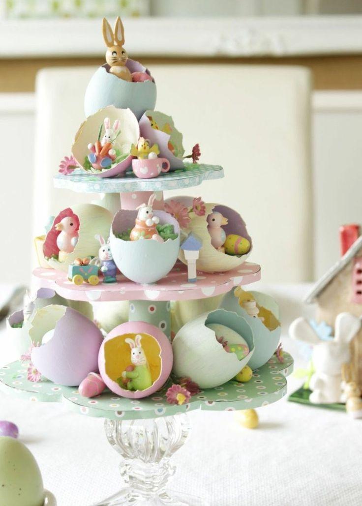 idée de Pâques et déco pour enfant