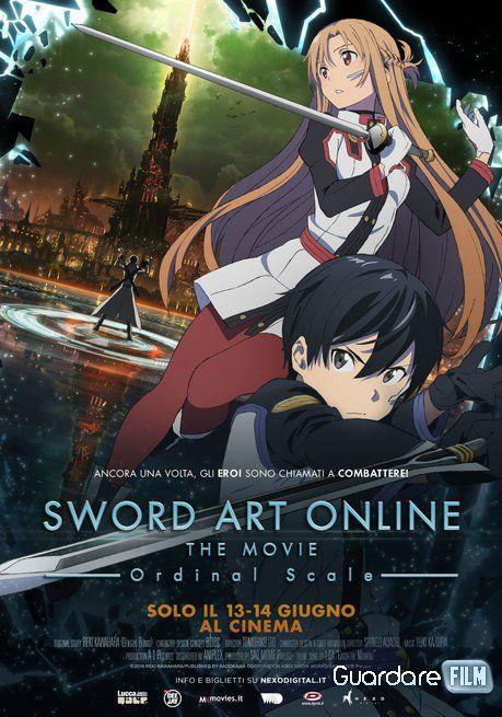 Sword Art Online the Movie: Ordinal Scale Streaming (2017) HD/ITA Gratis   Guardarefilm: https://www.guardarefilm.uno/streaming-film/11615-sword-art-online-the-movie-ordinal-scale-2017.html
