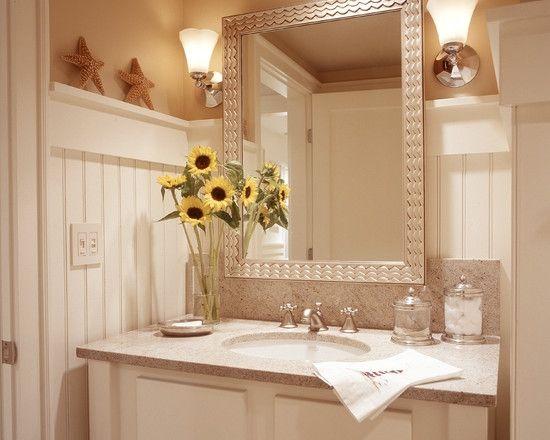 Home Decor Traditional Bath. バスルームのインテリアコーディネイト実例