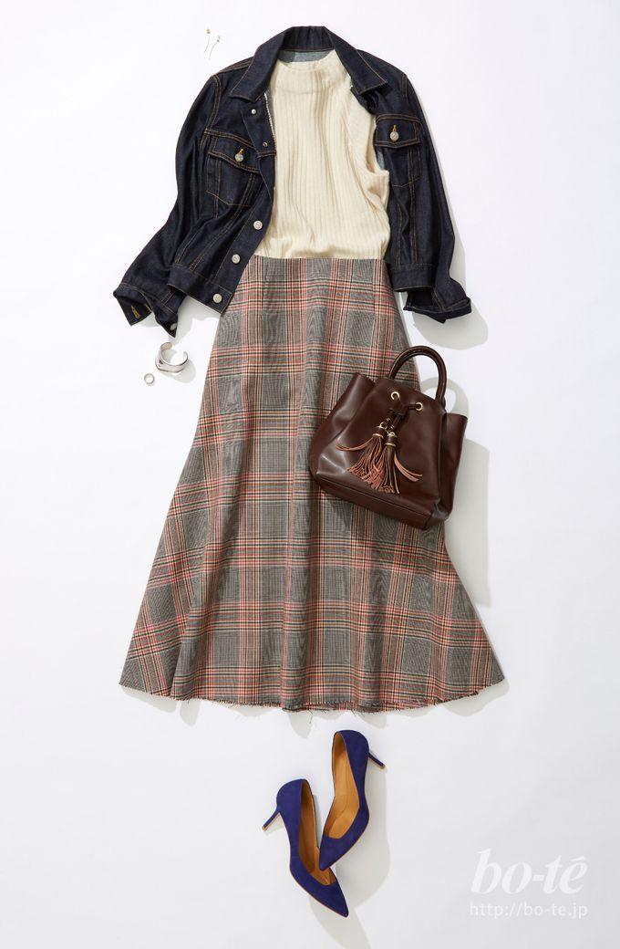 レディース ファッション 10 月