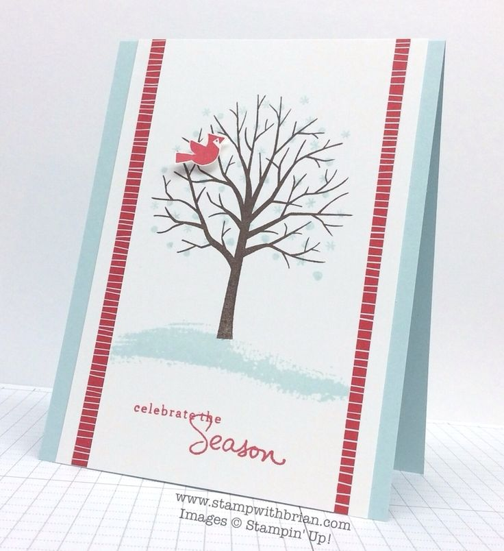 Sheltering Tree, Festival of Trees, Endless Wishes, Stampin' Up!, Brian King, MM139
