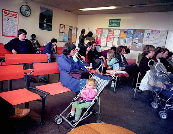 Paul  Graham beyond Caring, work from the early eighties sadly seeming to have…