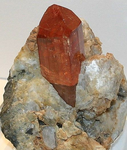 Topaz Mineral | Topaz Mineral Information photos and Facts, gem Topaz