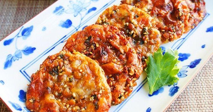 簡単☆納豆チーズせんべい by カルン [クックパッド] 簡単おいしいみんなのレシピが253万品