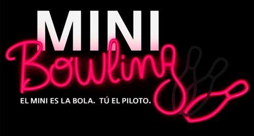El nuevo Mini, convertido en una bola de bolos | QuintaMarcha.com