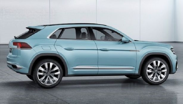 The German manufacturer will present the new generation 2018 Volkswagen Tiguan. But this time it will be a stunning plug-in hybrid.