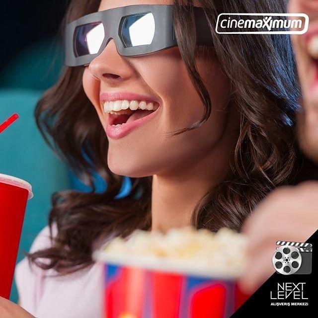 Vizyon filmleri tüm konfor ve rahatlığı ile Cinemaximum Next Level'da sizi bekliyor! ...
