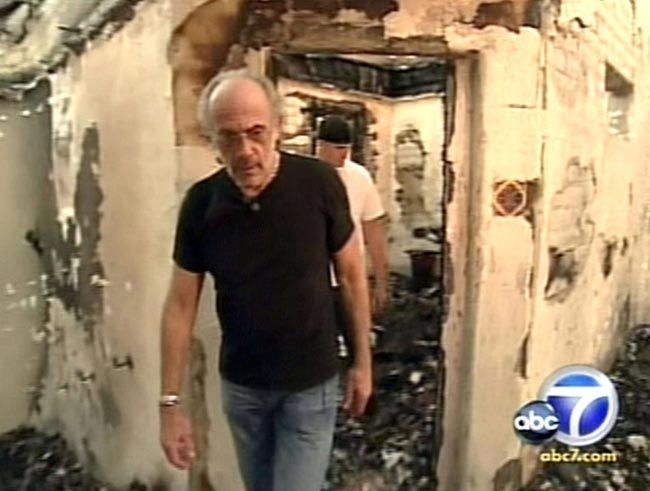 Heartbreaking Homecoming Christopher Lloyd Surveys What Was Left