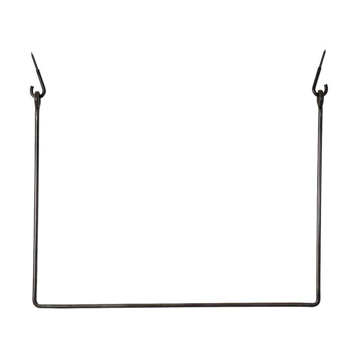 Coat Rack Kleshenger fra House Doctor. En enkel, men elegant og stilig kleshenger. Laget av sort jer...