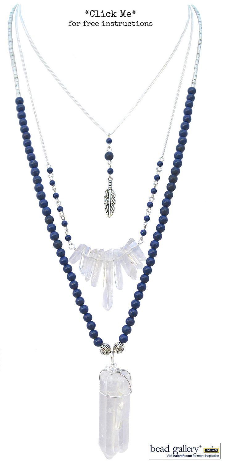 Best DIY Jewelrymaking Ideas Images On Pinterest Beads - Bright diy layered button necklace