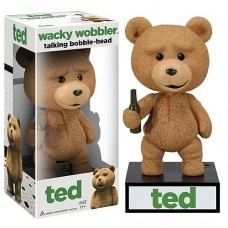 Miniatura Ted Talking Bobble Head $11037