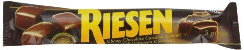 Storck Riesen Dark Chocolate Caramel, 1.43-Ounce (Pack of 24) - http://bestchocolateshop.com/storck-riesen-dark-chocolate-caramel-1-43-ounce-pack-of-24/