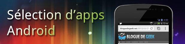 7 applications Android en rabais ou gratuites!