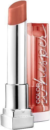 Maybelline New York Color Whisper by ColorSensational Lipcolor, 15 Some Like It Taupe, 0.11 Ounce (2 Pack). Maybelline New York Color Whisper by ColorSensational Lipcolor, 15 Some Like It Taupe, 0.11 Ounce (2 Pack).