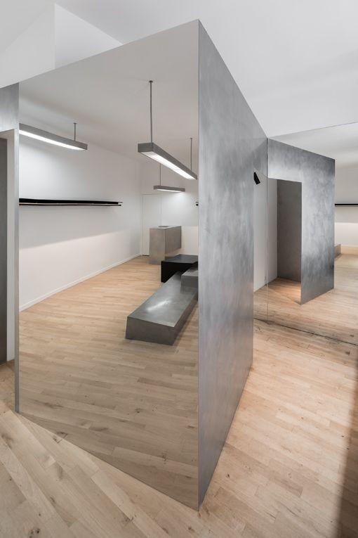 kris van assche flagship store opening / Paris