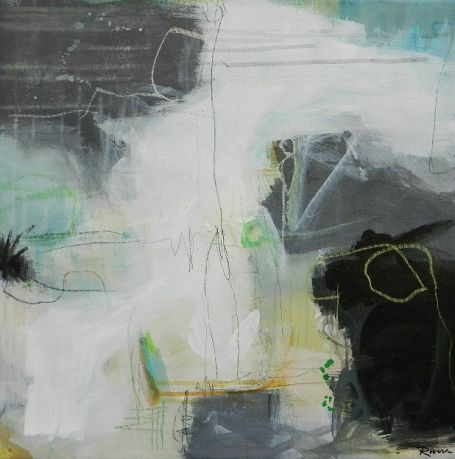 Two Nights in the City by Jennifer Rivera | #dkGallery | Marietta, GA