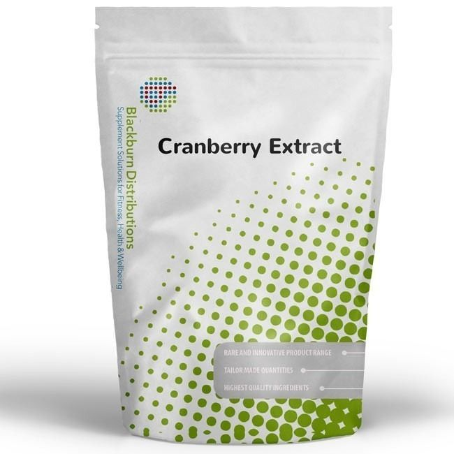 Cranberry Extract also contains Vitamin C, which plays a role in supporting the normal function of the immune system. http://www.blackburndistributions.com/cranberry-extract.html