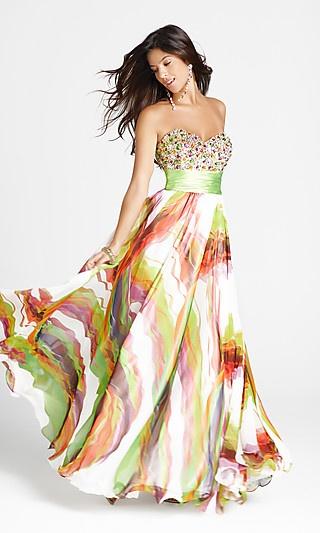 pretty prom dress #Prom #Dress