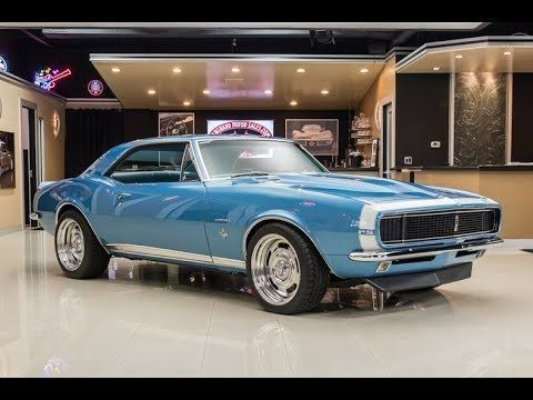 1968 Chevrolet Camaro RS/SS For Sale - YouTube | Muscle Cars