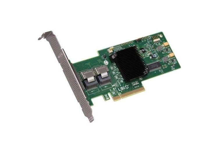 Lenovo LSI ServeRAID M1015 SAS-SATA PCI Express Storage Controller 46C8933