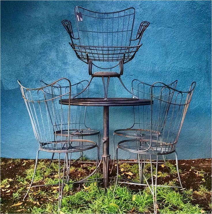 72 best vintage homecrest images on pinterest backyard furniture