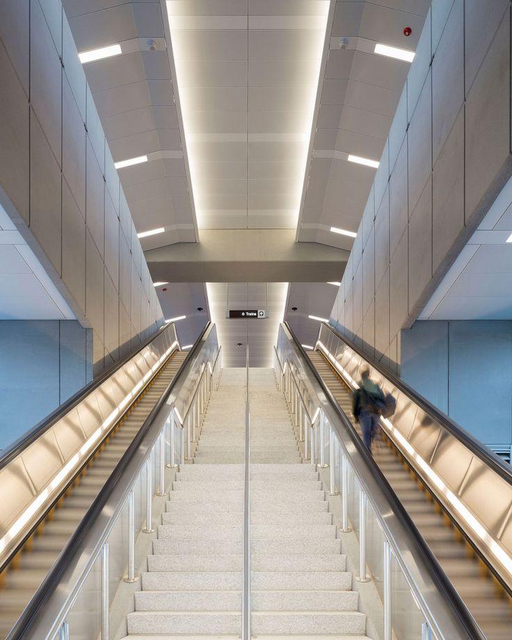 2015 AL Design Awards: Dulles Metro Rail/Silver Line, Northern Virginia | Architectural Lighting Magazine | Transportation Projects, Lighting Design, Domingo Gonzalez Associates