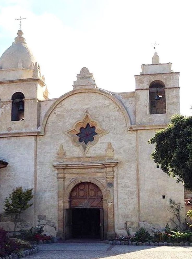 Visit the Carmel Mission when you're traveling to Carmel-by-the-Sea